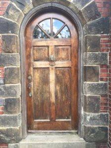 Wooden Door Cover Photo