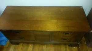 Chest Refinish Cover Photo