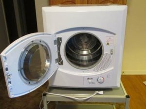 AVANTI PORTABLE DRYER FIXED Cover Photo