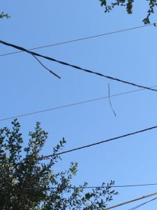 Power Line Tension Cable Repair Cover Photo