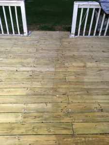 Deck Replacement Cost