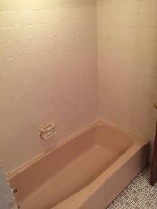 Refinish Bathtub Cover Photo