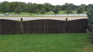 Gate Installation Within The Fence Cover Photo