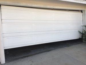 Garage Door Panel. Cover Photo