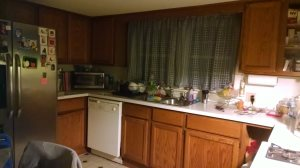 Refinish Kitchen Cabinet Cover Photo