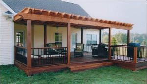 Need Fence And Deck Built  Cover Photo