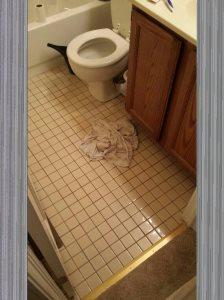 Re-Tile Bathroom Cover Photo