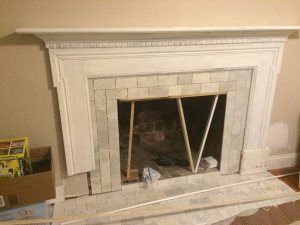 Fireplace Finishing Cover Photo