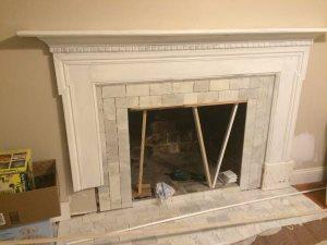 Fireplace Finishing Cover Photo