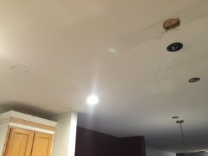 Repair Drywall Hole