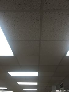 Replace Drop Ceiling Tiles Cover Photo