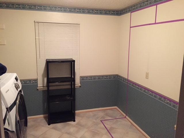 cost of painting of laundry room in marietta ga. Black Bedroom Furniture Sets. Home Design Ideas