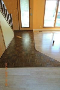 Refinish Hardwood Floor Cover Photo