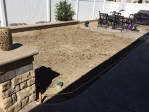 Synthetic Lawn Install Cover Photo