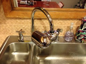 Kitchen Faucet Cover Photo