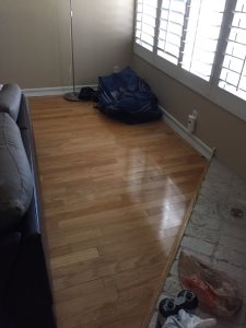 Culver City Condo Flooring Cover Photo