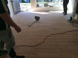 Hardwood Floor Refinishing Cover Photo