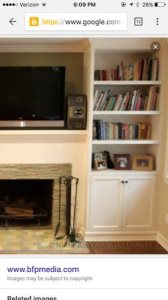 Need Cabinet Shelves Built In Indention  Cover Photo