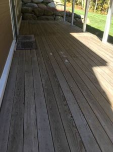 Deck Sanding And Painting Cover Photo