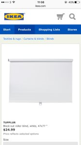 IKEA Blinds Installation  Cover Photo