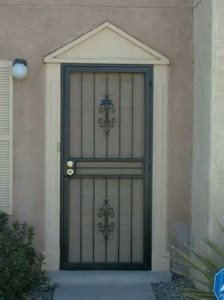 Security Gate Door Installation Cover Photo