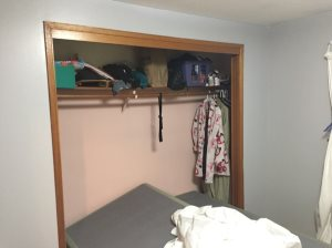 Closet Cover Photo