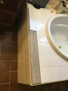 Bathtub Tile Cover Photo