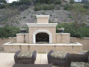 Outdoor Fireplace Repair Cover Photo