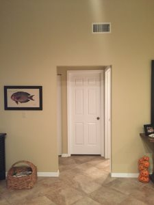 Sliding Door In Hallway Cover Photo