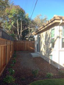 Backyard Deck Cover Photo