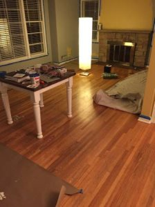 Wood Floor Refinishing  Cover Photo