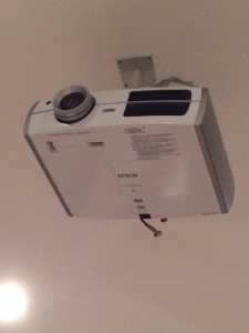 Home Projector Cover Photo