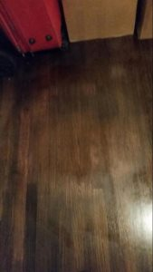Water Stain On Wood Cover Photo