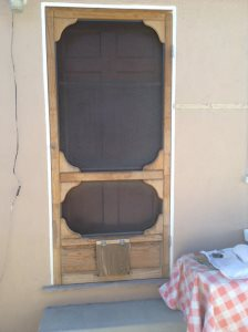 Replace Door And Frame Cover Photo