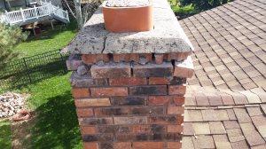 Chimney Brick Repair Cover Photo
