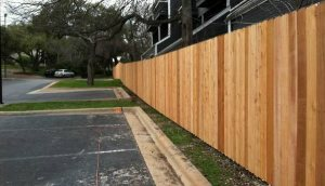 Wood Privacy Fence Installation Cover Photo