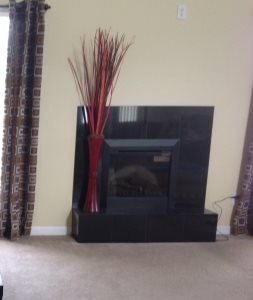 Kyte -- Electric Fireplace Removal Cover Photo