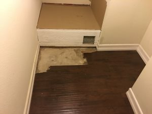 Repatch Laminate Floor Cover Photo