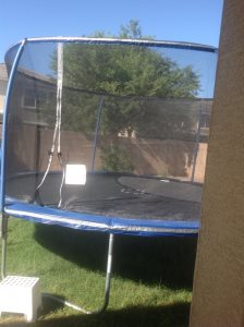 Trampoline Cover Photo