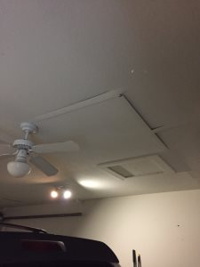 Garage Ceiling Repair Cover Photo