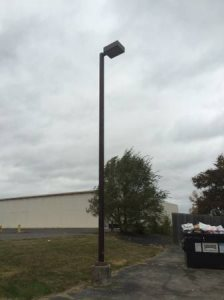 Need Light Bulbs Changed On Parking Lot Light  Cover Photo