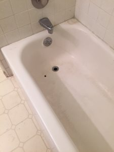 Bath And Shower Tub Resurfacing Cover Photo