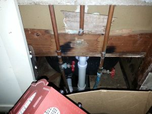 Need To Prevent Freeze Pipes In A Garage Space Cover Photo