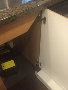 Fix Wooden Cabinet Door Cover Photo