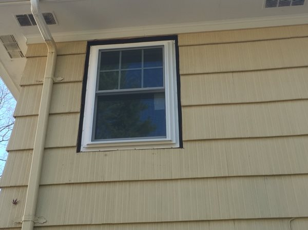 Cost Of Exterior Window Wood Casing Finish In Livingston NJ