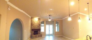 Recessed Lighting Family Room Cover Photo