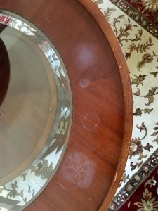 Coffee Table Refinishing Cover Photo