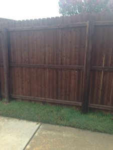 Fence Pole Replacement Cover Photo