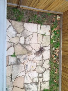 Flagstone And Concrete Cover Photo