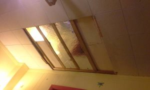 Ceiling Tile Job Cover Photo